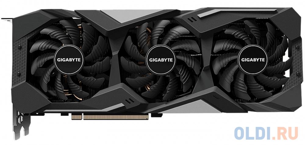 Фото - Видеокарта Gigabyte PCI-E 4.0 GV-R57GAMING OC-8GD AMD Radeon RX 5700 8192Mb 256bit GDDR6 1465/14000/HDMIx1/DPx3/HDCP Ret gigabyte h370 aorus gaming 3 ешьте куриную материнскую плату intel h370 lga 1151