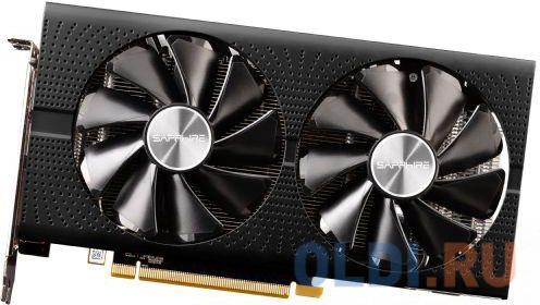 Видеокарта Sapphire Radeon RX 570 Pulse OC PCI-E 8192Mb GDDR5 256 Bit Retail 11266-66-20G видеокарта msi radeon rx 5700xt evoke oc pci e 8192mb gddr6 256 bit retail rx 5700 xt evoke oc