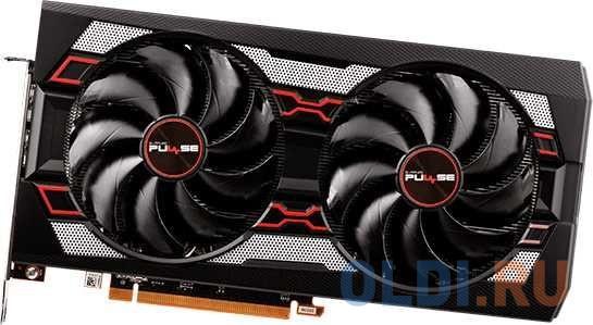 Видеокарта Sapphire Radeon RX 5700XT Pulse PCI-E 8192Mb GDDR6 256 Bit Retail 11293-01-20G видеокарта msi radeon rx 5700xt evoke oc pci e 8192mb gddr6 256 bit retail rx 5700 xt evoke oc