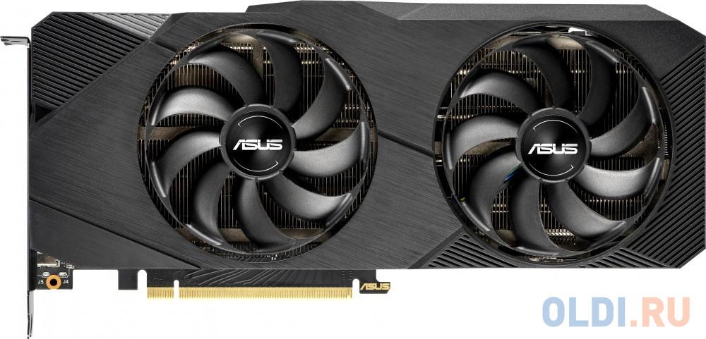 Видеокарта ASUS nVidia GeForce RTX 2070 SUPER Dual EVO Advanced edition PCI-E 8192Mb GDDR6 256 Bit Retail DUAL-RTX2070S-A8G-EVO asus dual rtx2070s o8g evo