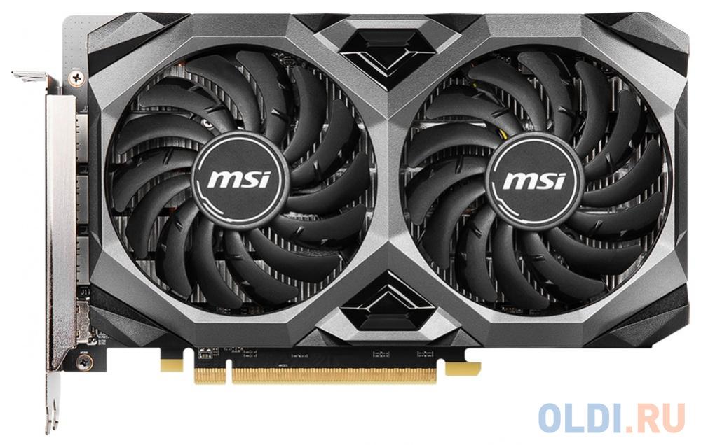 Видеокарта MSI PCI-E 4.0 RX 5500 XT MECH 8G OC AMD Radeon RX 5500XT 8192Mb 128bit GDDR6 1647/14000/HDMIx1/DPx3/HDCP Ret