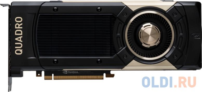 Видеокарта PNY Quadro GV100 VCQGV100-PB PCI-E 32768Mb HBM2 4096 bit Retail