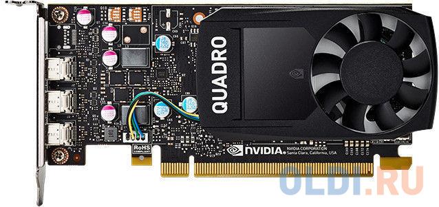 Видеокарта HP Quadro P400 1ME43AA PCI-E 2048Mb GDDR5 64 Bit Retail