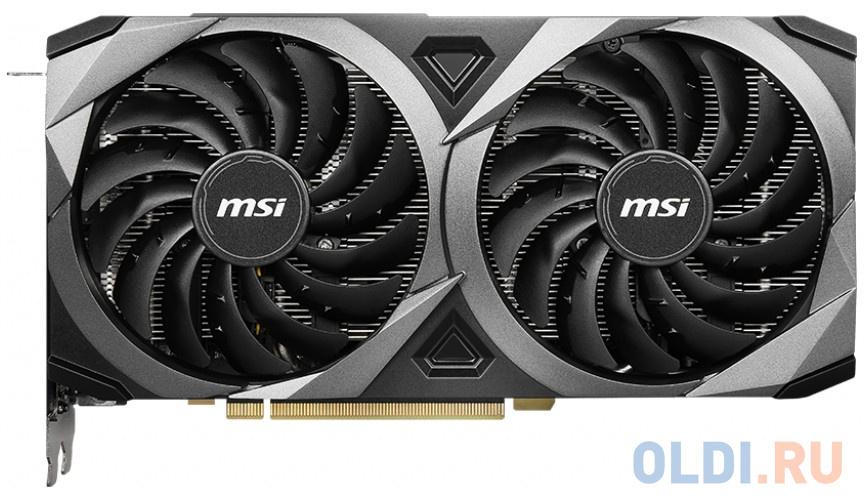 Видеокарта MSI nVidia GeForce RTX 3070 VENTUS 2X OC PCI-E 8192Mb GDDR6 256 Bit Retail