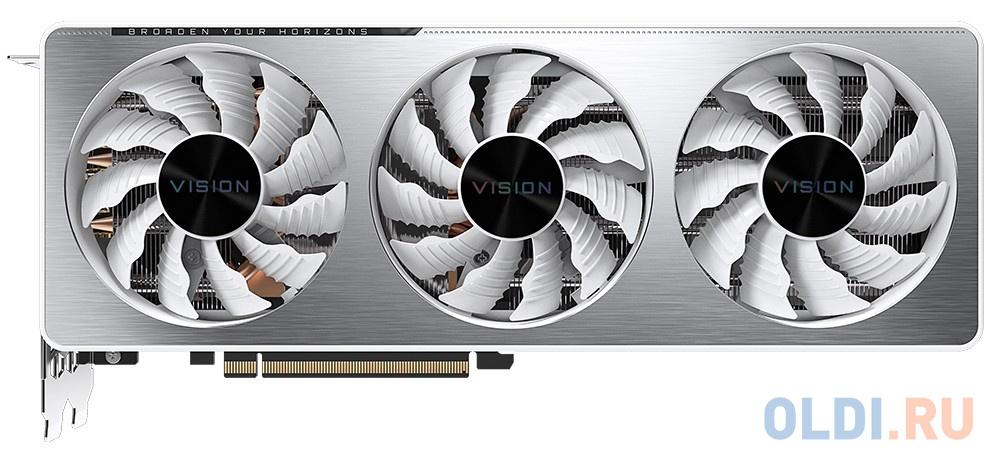 Видеокарта GigaByte nVidia GeForce RTX 3070 VISION OC PCI-E 8192Mb GDDR6 256 Bit Retail GV-N3070VISION OC-8GD