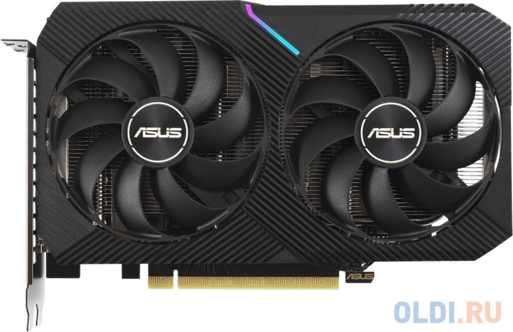 Видеокарта ASUS nVidia GeForce RTX 3060 Dual V2 OC Edition 12288Mb