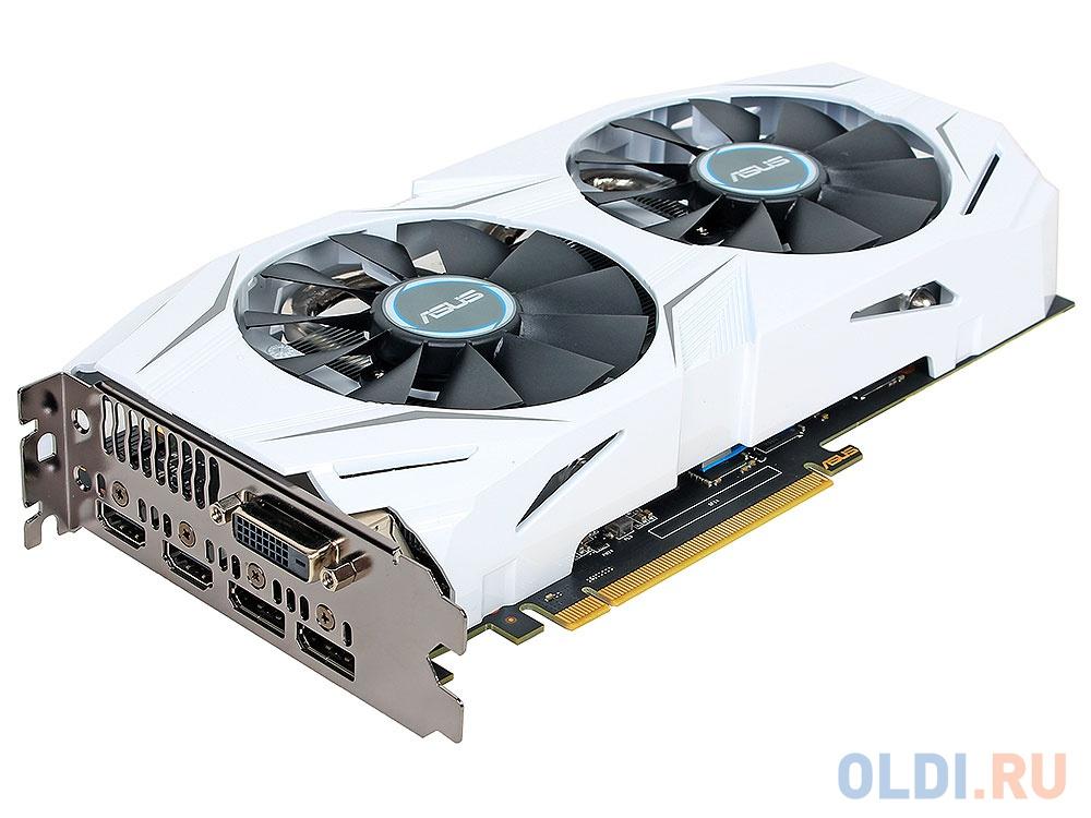 Видеокарта ASUS GeForce GTX 1060 DUAL-GTX1060-O6G 6GB 1569 MHz ... 1ad98f806147f