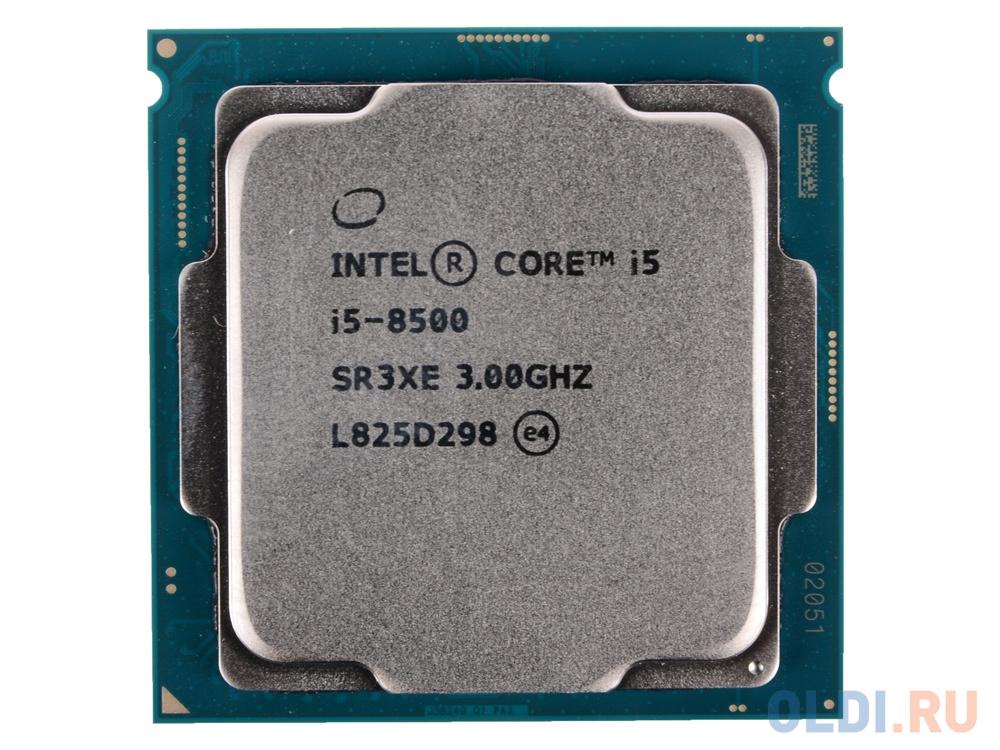 Процессор Intel Core i5-8500 OEM фото