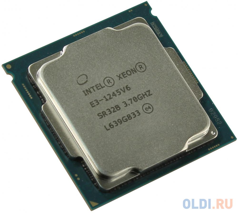 Процессор Intel Xeon E3-1245v6 3.7GHz 8Mb LGA1151 OEM