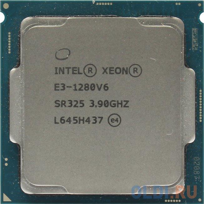 Процессор Intel Xeon E3-1280v6 3.9 GHz 8M LGA1151 OEM