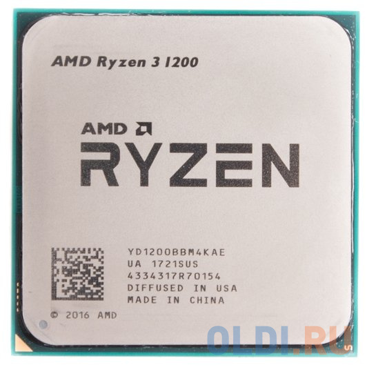 Процессор AMD Ryzen 3 1200 OEM процессор amd ryzen 3 3200g yd3200c5m4mfh oem