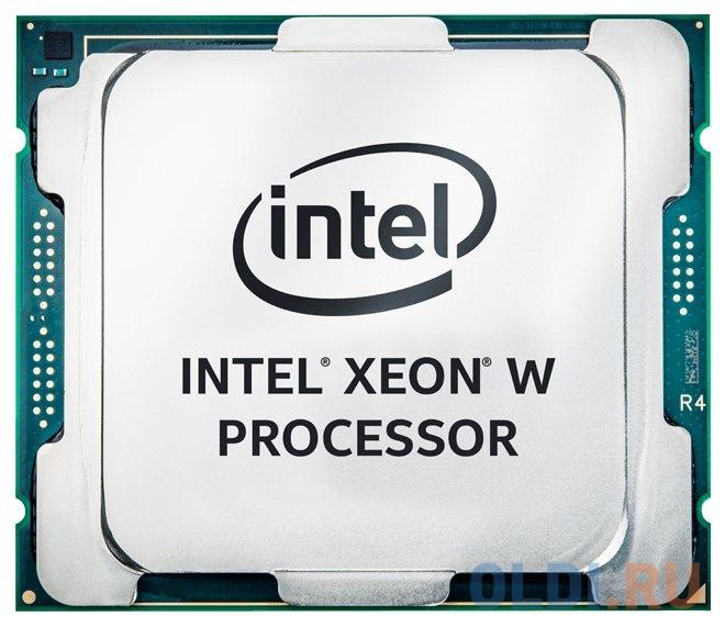 CPU Intel Socket 2066 Xeon W-2125 (4.00Ghz/8.25Mb) tray фото
