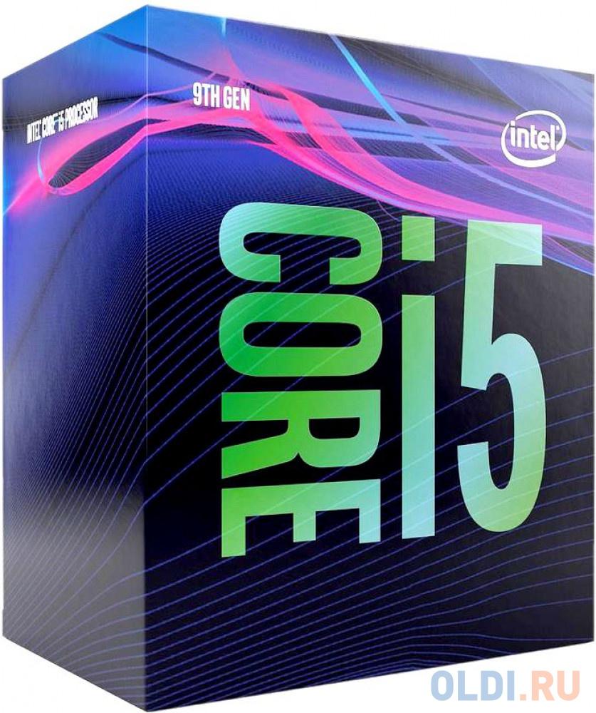 Фото - Процессор Intel Core i5-9400 2.90Ghz 9Mb Socket 1151 v2 BOX процессор intel intel core i5 9400 coffee lake oem 2 90ггц 9мб socket 1151