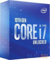 CPU Intel Socket 1200 Core i7-10700K (3.80GHz/16Mb) Box 100% new cpu i7 6920hq sr2ft i7 6920hq bga chipset