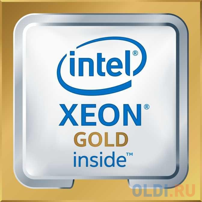 Процессор Dell Xeon Gold 6230 FCLGA3647 27.5Mb 2.1Ghz (338-BRVN)