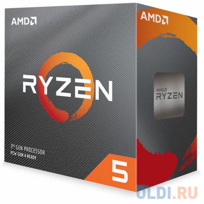 Процессор AMD Ryzen 5 3500X AM4 (100-100000158BOX) (3.6GHz) Box