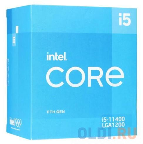 Процессор Intel Core i5 11400 BOX