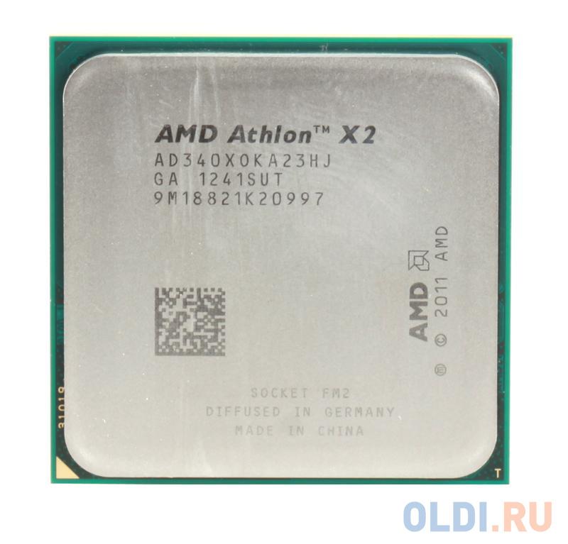 Процессор AMD Athlon II 340 OEM