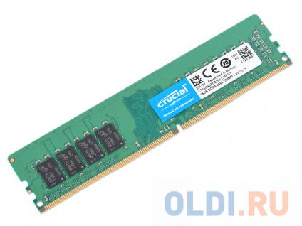 Фото «Память DDR4 16Gb (pc-21300) 2666MHz Crucial Dual Rankx8 RTL» в Ростове-на-Дону