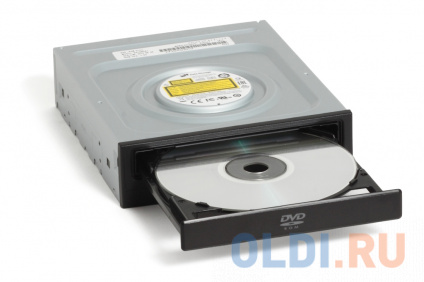 Фото «Оптич. накопитель DVD-ROM HLDS (Hitachi-LG Data Storage) DH18NS61 Black» в Нижнем Новгороде