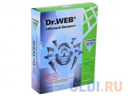 Фото «Антивирус Dr.web ES Комплексная защита (BBZ-C-12M-5-A3)» в Новосибирске