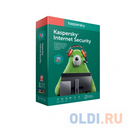 Фото «Программное обеспечение Kaspersky Internet Security Multi-Device Russian Edition. 2-Device 1 year Base Box (KL1941RBBFS)» в Нижнем Новгороде
