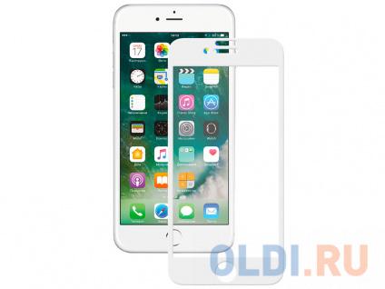 Фото «Защитное стекло 3D Deppa для Apple iPhone 7/8 Plus, 0.3 мм, белое» в Санкт-Петербурге