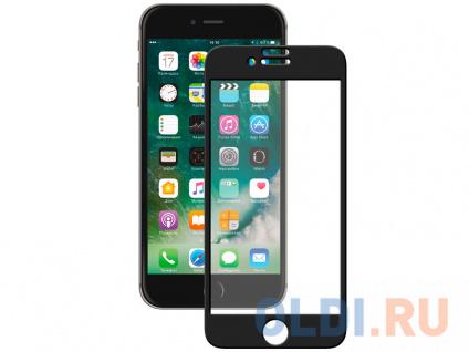 Фото «Защитное стекло 3D Deppa для Apple iPhone 7/8 Plus, 0.3 мм, черное» в Санкт-Петербурге
