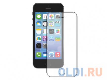 Фото «Защитное стекло Deppa для Apple iPhone 5/5S/5C/SE, 0.3 мм, прозрачное, 61930» в Москве