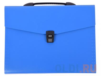 Фото «Папка - портфель с эргономичной ручкой на 13 отделений, синий SEF810/BU» в Нижнем Новгороде