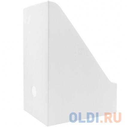 Фото «Накопитель архивный, вертикальный, лакированный микрогофрокартон, 470 г/кв.м,227х150х305 мм, белый S» в Москве
