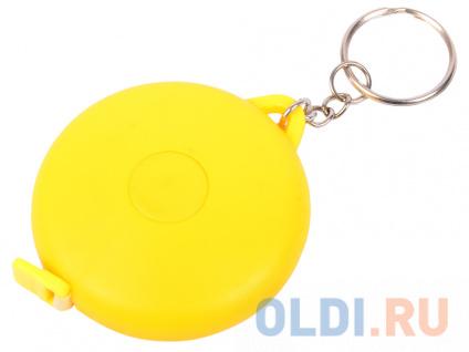 Фото «Брелок-рулетка, пластик, желтый Cbr20116B/Ж» в Нижнем Новгороде
