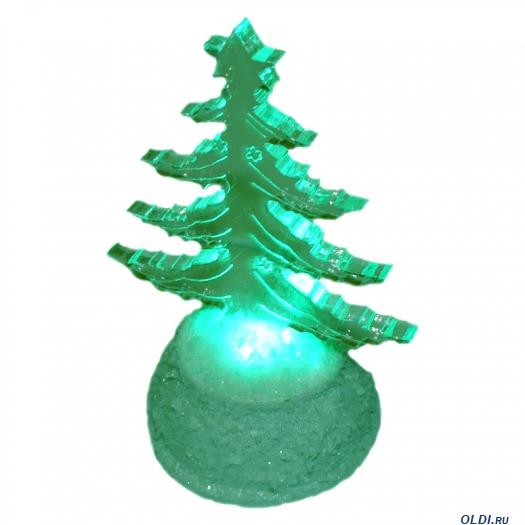Новогодняя елочка (зеленый светодиод) ORIENT NY5061 ...