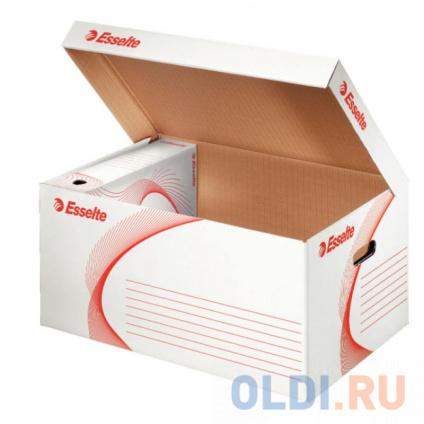 Фото «Короб архивный с откидной крышкой, 365x255x550 мм, белый 128900» в Нижнем Новгороде