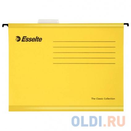 Фото «Подвесная папка ESSELTE PENDAFLEX ECO, ф.А4, 25 шт, желтый, цена за 1шт 90314» в Нижнем Новгороде