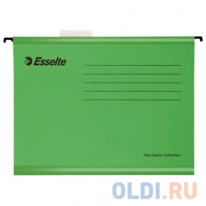 Фото «Подвесная папка ESSELTE PENDAFLEX ECO, ф.А4, 25 шт, зеленый, цена за 1шт 90318» в Нижнем Новгороде