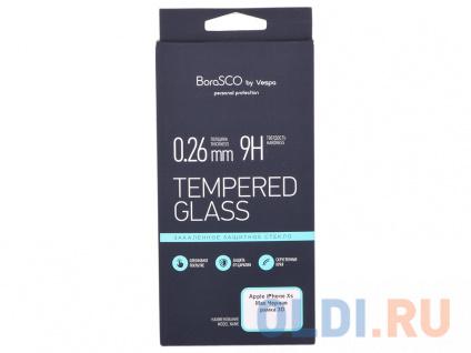 Фото «Защитное стекло 3D IPHONE XS MAX 34981 BORASCO» в Санкт-Петербурге