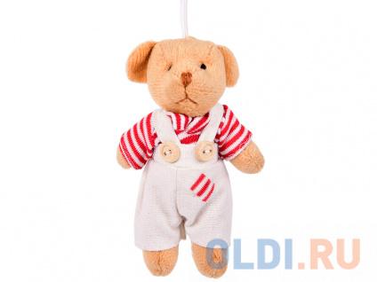 Фото «Украшение декоративное Мишки в Полоску, 10,5 см, полиэстр» в Нижнем Новгороде