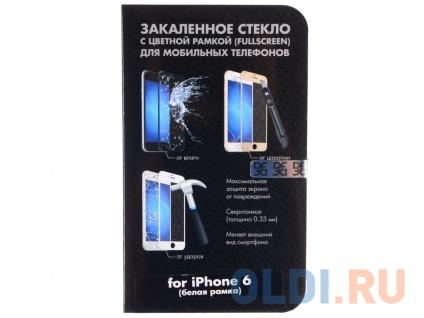 Фото «Защитное стекло для Apple iPhone 6 с цветной рамкой» в Санкт-Петербурге