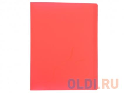 Фото «Папка с файлами OMEGA, 20 файлов, цвет красныйй, материал полипропилен, плотность 450 мкр» в Нижнем Новгороде
