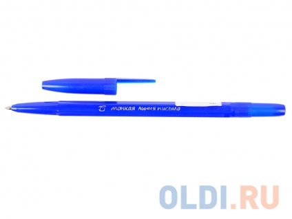 Фото «Шариковая ручка СТАММ Тонкая линия письма синий 0.7 мм РК20 РК20» в Санкт-Петербурге
