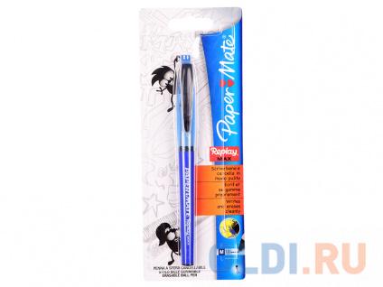 Фото «Шариковая ручка стираемая Paper Mate Replay Max - Eraser.Max синий 1 мм PM-S0190952 с ластиком» в Новосибирске
