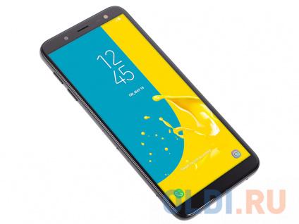 Фото «Смартфон Samsung Galaxy J6 (2018) SM-J600F/DS черный» в Москве