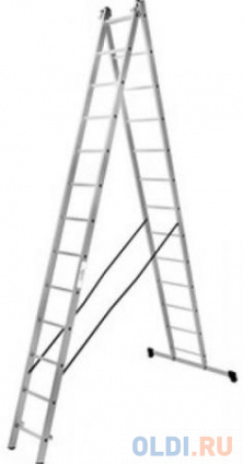 Фото «Олимп Лестница двухсекционная 2x13 1220213A» в Ростове-на-Дону