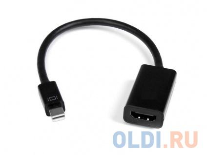 Адаптер Orient C306 (DisplayPort M - HDMI F длина 0.2 метра черный)