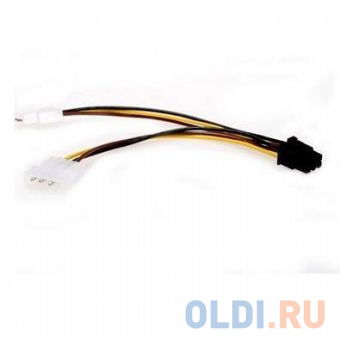 Фото «Кабель питания для подкл. видеокарты к б/п Gembird CC-PSU-6» в Санкт-Петербурге