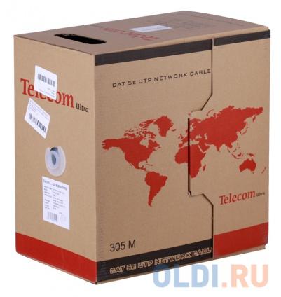 Фото «Сетевой кабель бухта 305м UTP 5e Telecom Ultra TUM34702E-BL» в Ростове-на-Дону