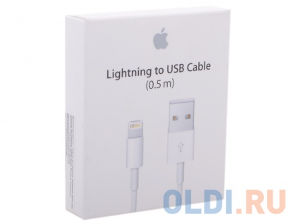 Фото «Кабель Apple Lightning to USB Cable ME291ZM/A» в Ростове-на-Дону