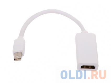 Фото «Кабель-переходник Mini DisplayPort (M)-> HDMI (F) Telecom (TA6055)» в Ростове-на-Дону