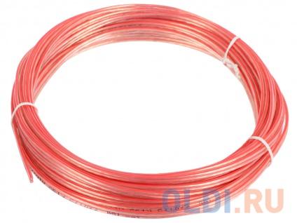 Фото «Акустический кабель Cablexpert CC-TC2x0,75-10M, прозрачный, 10 м, бухта» в Екатеринбурге
